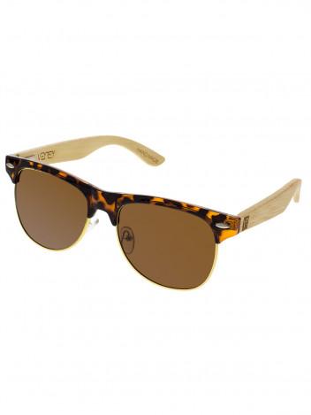 Sluneční brýle Polarizační Hyalos hnědá skla