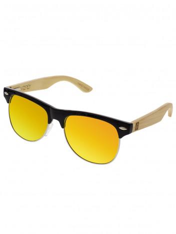 Sluneční brýle Polarizační Hyalos oranžová skla