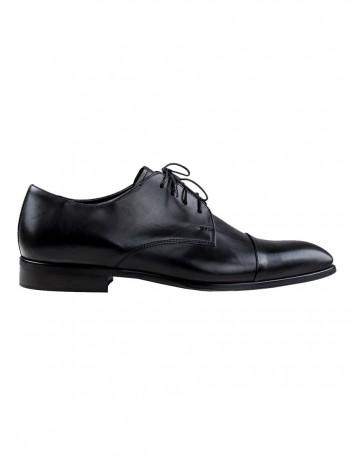 Pánské společenské boty Vincenzo černé vel. 40