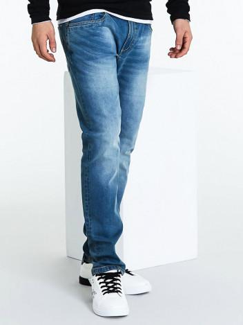 Pánské riflové kalhoty Ada světle modré