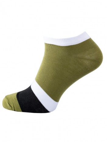 Mens Socks Slice Black size 39-41