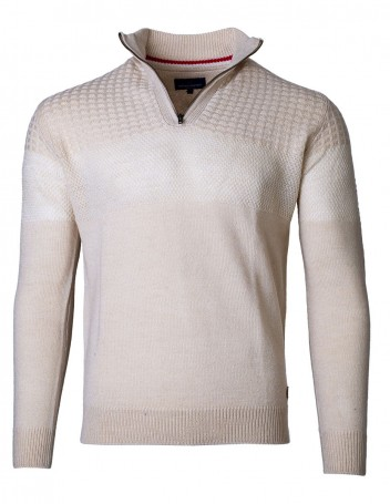 Mens Jumper Isai Beige