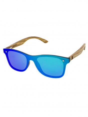 Dřevěné sluneční polarizační brýle Stove