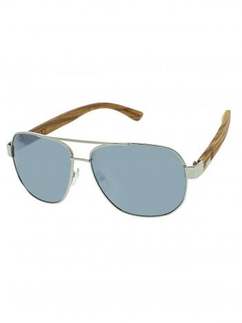 Dřevěné polarizační sluneční brýle Pent