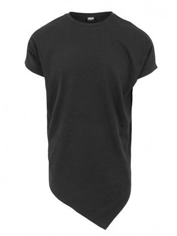 Mens T-Shirt Pierce Black S