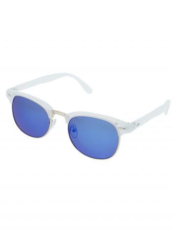 A Collection Polorámové sluneční brýle Grow modré