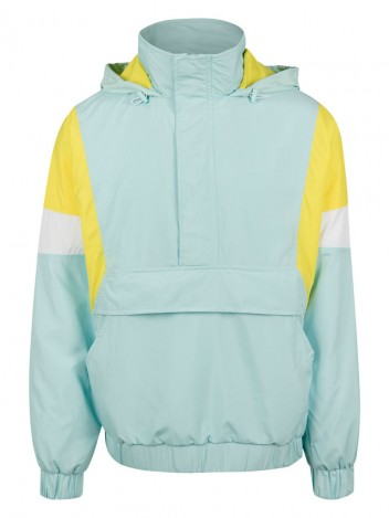 Mens Autumn Jacket Mancer Light Blue S