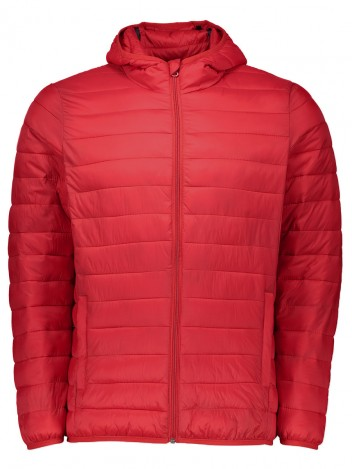 Mens Jacket Manuel Red