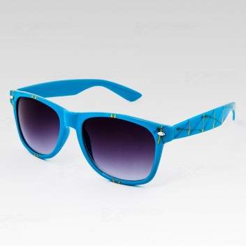 Sluneční brýle VeyRey Nerd painter