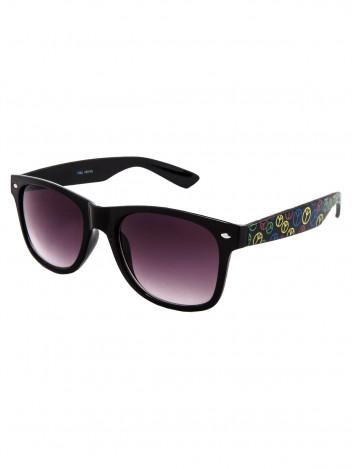 Sluneční brýle Nerd Peace černé