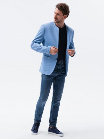 Pánské ležerní sako Alfredo modré