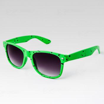 Sluneční brýle Nerd Kaňka černá