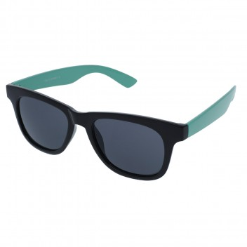 VeyRey Sluneční brýle Nerd Double černo-tyrkysové