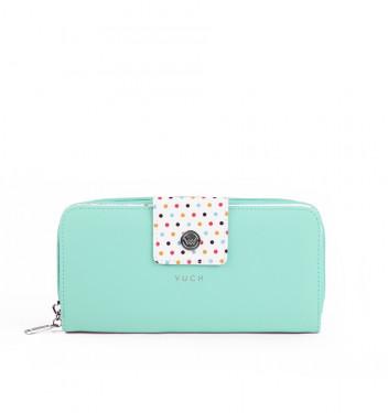 Vuch Dámská peněženka Billie Bluebell Britney Bird světle modrá