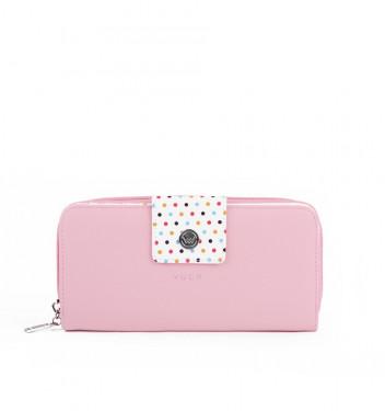 Vuch Dámská peněženka Britney Bird růžová