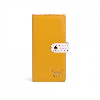 Vuch Dámská peněženka Sunshine žlutá