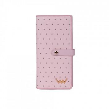 Vuch Dámská peněženka Cora růžová