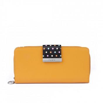 Vuch Dámská peněženka Mussy žlutá
