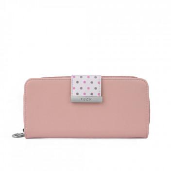 Vuch Dámská peněženka Jessy růžová