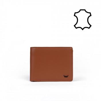 Vuch Pánská peněženka Benji hnědá