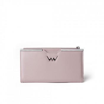 Vuch Dámská peněženka Valentina růžová