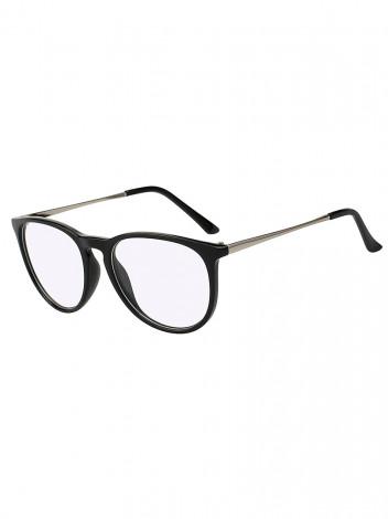 Brýle s čirými skly Bonham černé