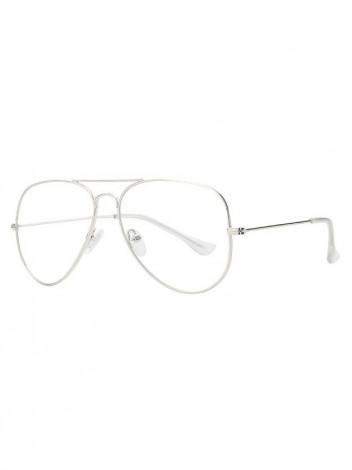 Brýle blokující modré světlo Bryant stříbrné