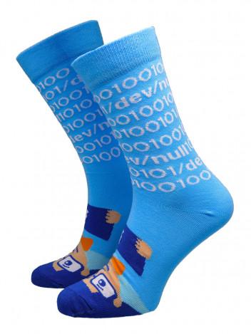 Pánské ponožky IT tmavě modré