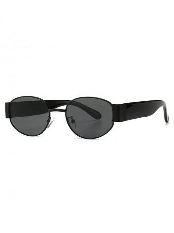 Sluneční brýle Caron černá