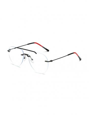 VeyRey Brýle blokující modré světlo Dag černé