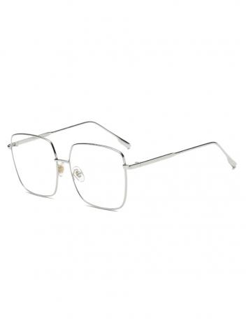 VeyRey Brýle blokující modré světlo Ernstep stříbrné