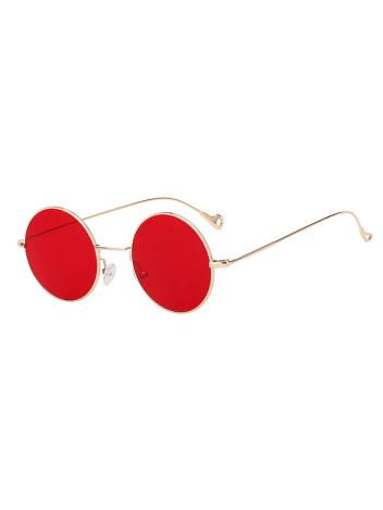 VeyRey Sluneční brýle Gunnel červená skla