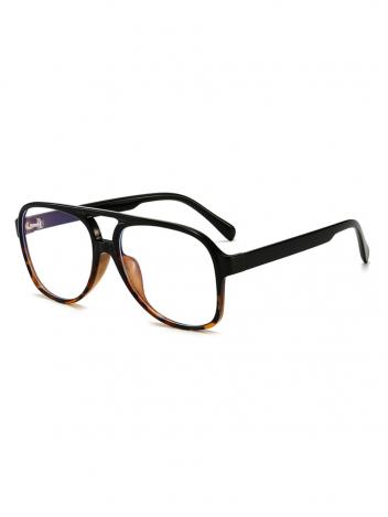 VeyRey Brýle blokující modré světlo Guntram hnědá