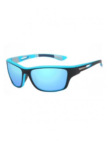 Polarizační sluneční brýle Gustav modré
