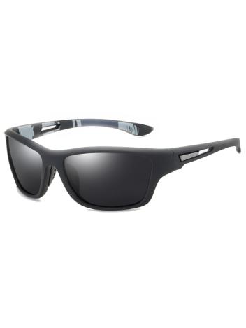 Polarizační sluneční brýle Gustav černé