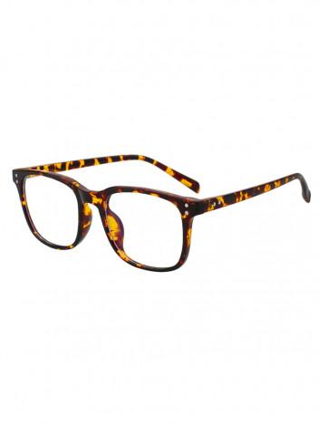 VeyRey Brýle blokující modré světlo Evelin hnědé