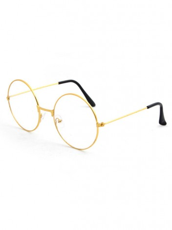 Brýle s čirými skly Hahn zlaté
