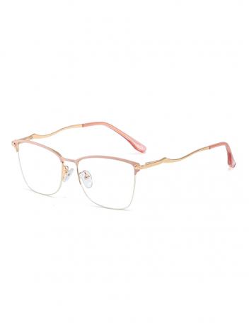VeyRey Brýle blokující modré světlo Hildegard růžové