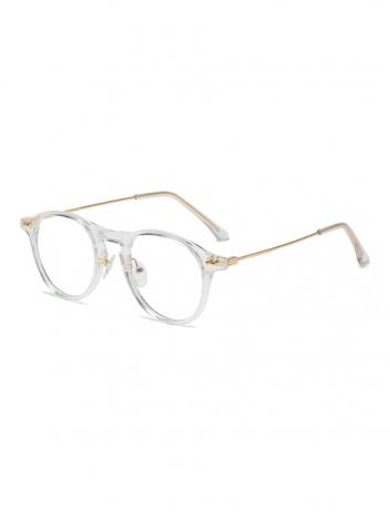 VeyRey Brýle blokující modré světlo Ida čiré