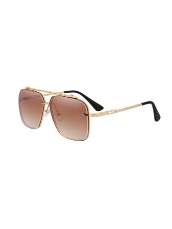 VeyRey Sluneční brýle Ingemar hnědá skla