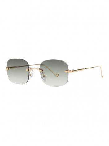VeyRey Sluneční brýle Jennie zelená skla