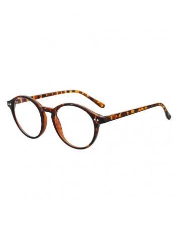 VeyRey Brýle na modré světlo Justyn hnědé