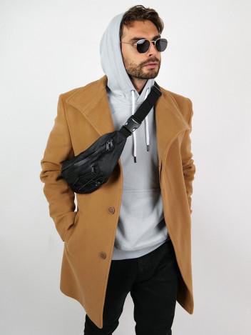 Pánský vlněný kabát Lawson