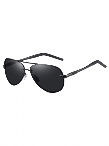 VeyRey Polarizační brýle Laudin černá skla