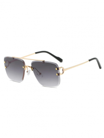 VeyRey Sluneční brýle Lemens černá skla