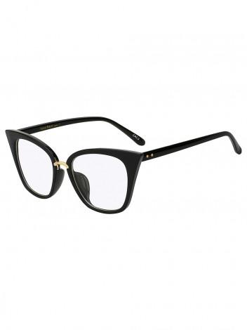 Brýle blokující modré světlo Lithgrow černé