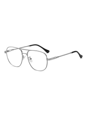 VeyRey Brýle blokující modré světlo Lucia stříbrné