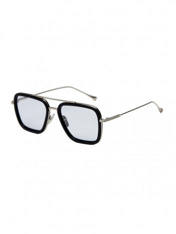 Sluneční brýle Malkolm černé
