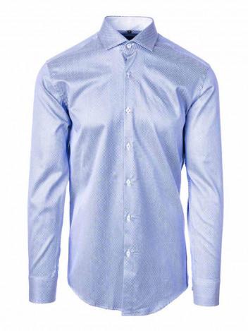Mens Shirt Marcus Light Blue