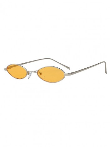 Sluneční brýle Morgan oranžové